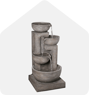 Shop All Outdoor Fountains