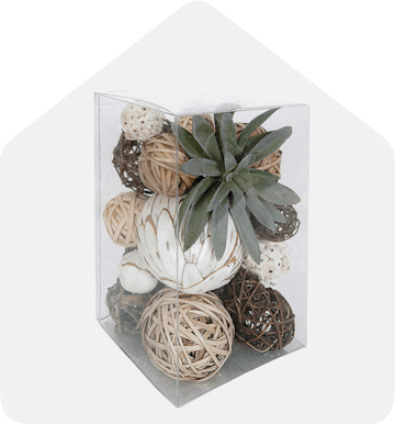 Vase Fillters and Bowl Fillers