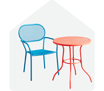 Mix and Match Furniture