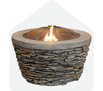 Browse Fire Pits and Patio Heaters