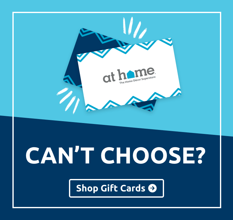 Can't Choose? Shop Gift Cards.
