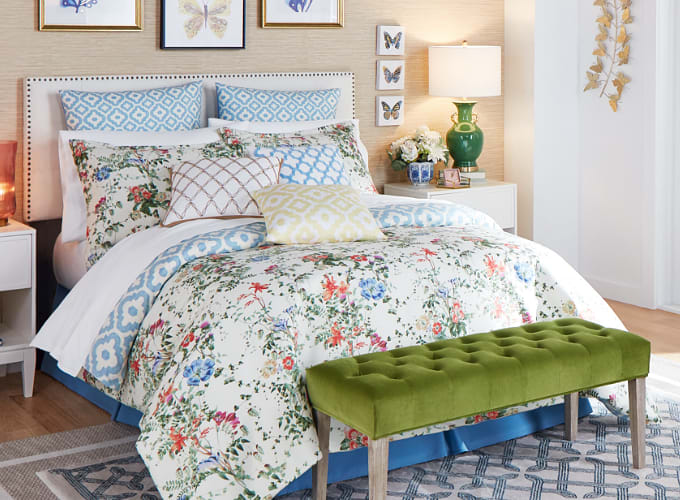 Shop Grace Mitchell Bedroom