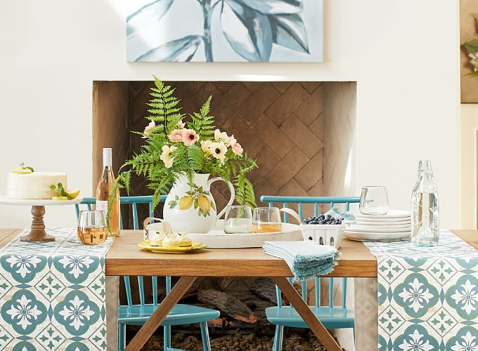 Shop Italian Farmhouse Dining Room
