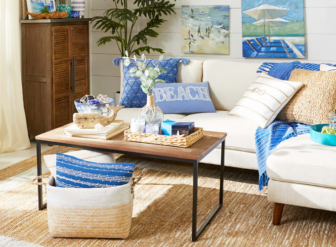 Shop Surfside Living Room