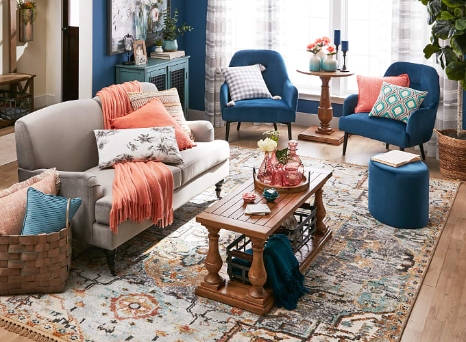 Shop Blue Ridge Living Room