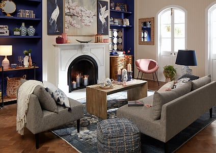 Tracey Boyd Living Room Look