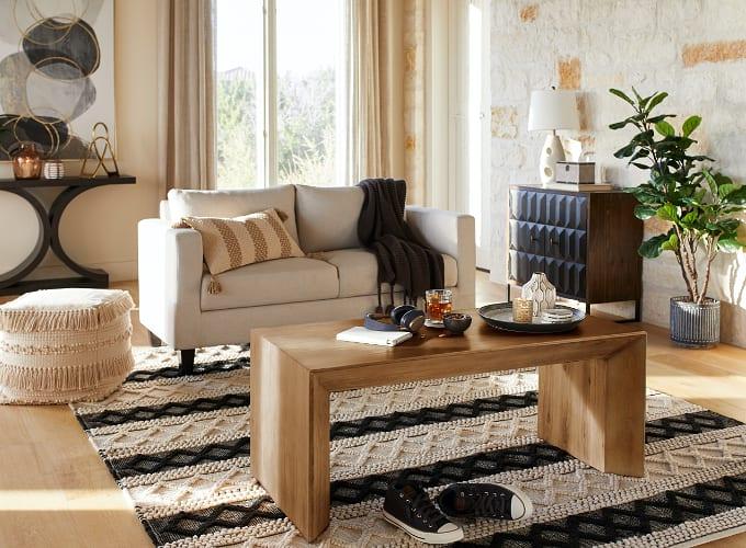 Shop Natural Wonders Living Room