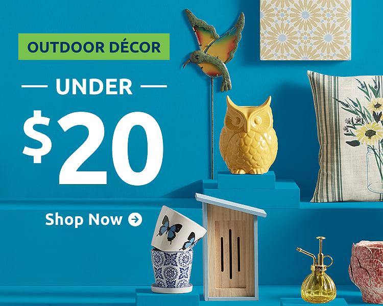 Outdoor Decor under $20