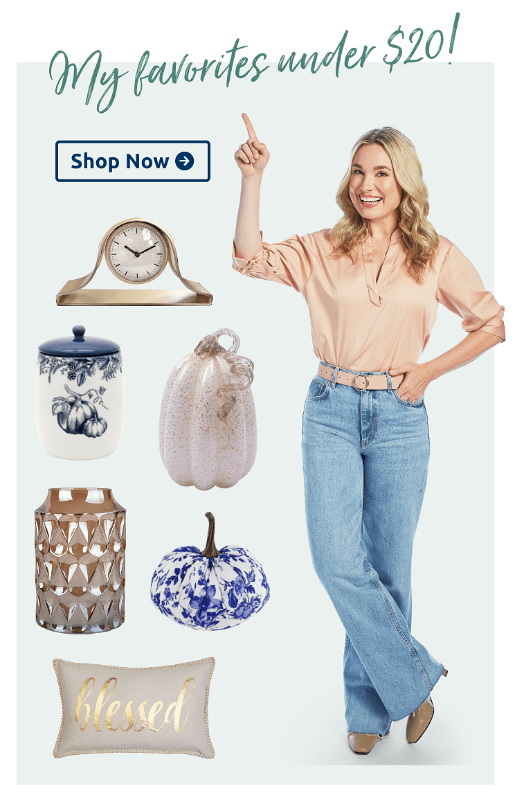 Shop Grace Mitchell Under $20