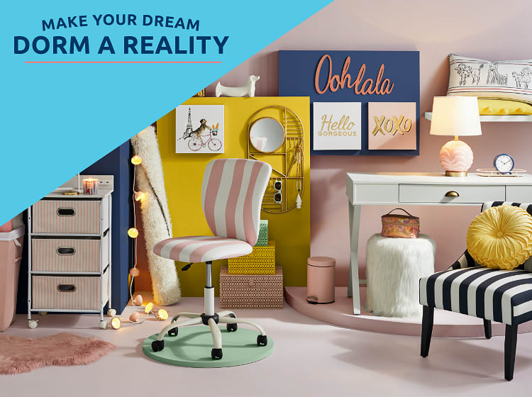Shop Everything for your dorm room