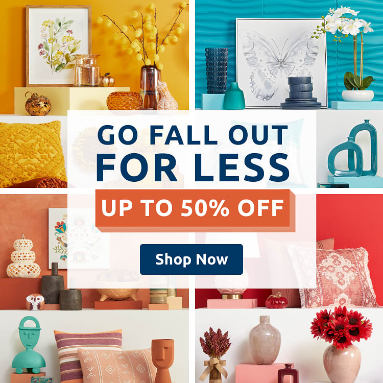 Shop Fall Out for Less.