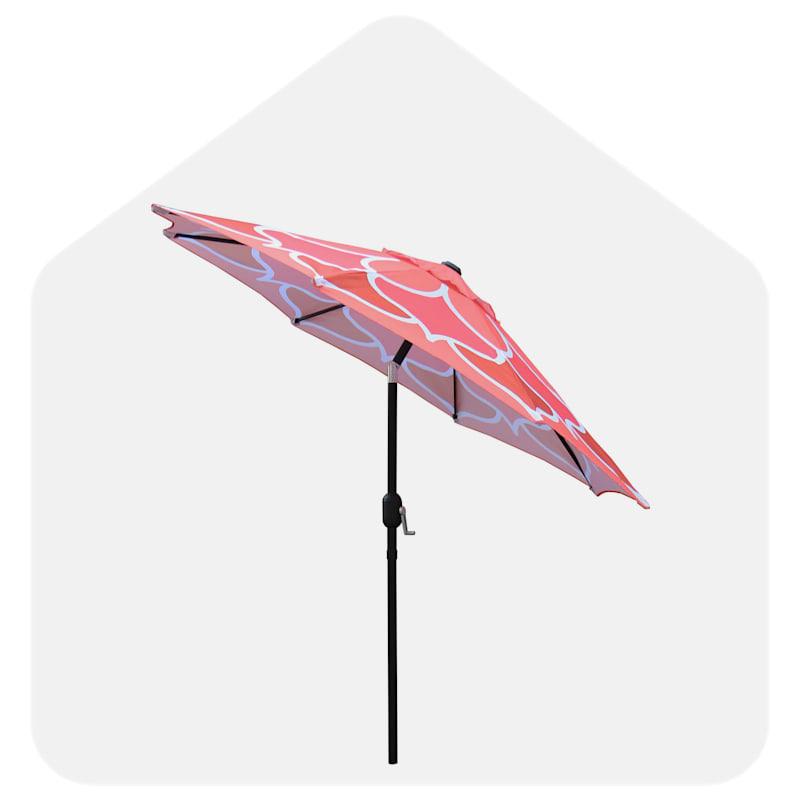 Round Umbrellas