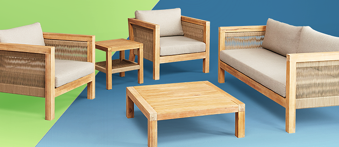 Patio Sets For Every Budget At Home, Patio Furniture Ventura Ca
