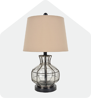 natural seagrass lamp shade