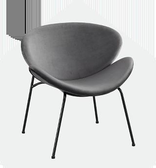 Grey Yara Lounge Chair