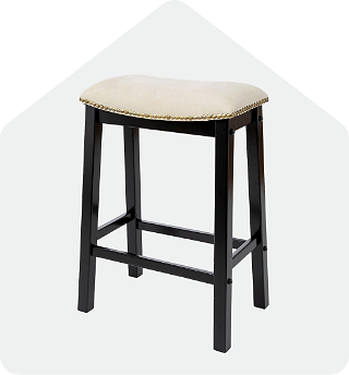 Meredith Counter stool Beige