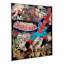 "Super-Man Canvas Wall Art, 16"" x 20"""
