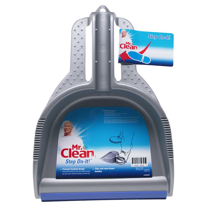 Mr Clean Step On Dust Pan