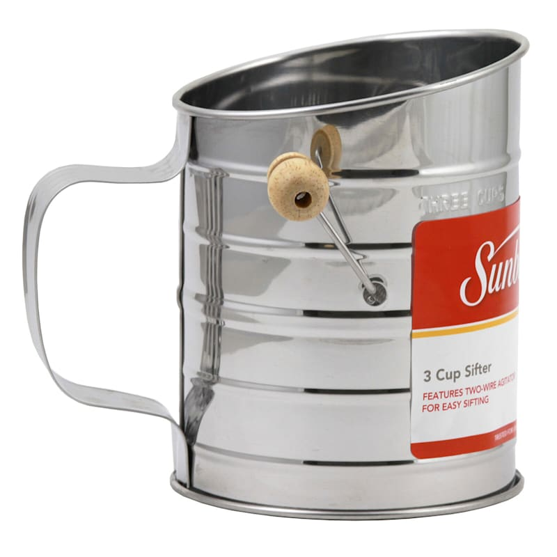 3 Cup Capacity