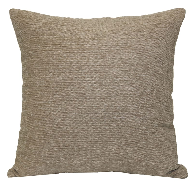 Crown Linen Chenille Oversized Pillow 24X24