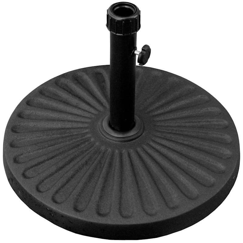 Round Umbrella Base, 40lb