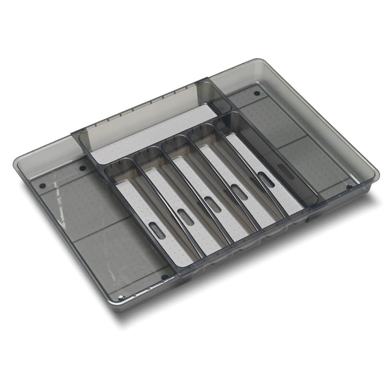Expandable Silverware Tray Smoke