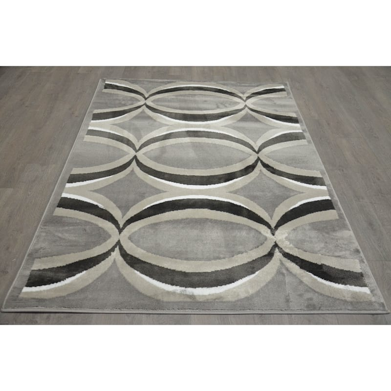 D19 Candy Rug- 5x7 ft
