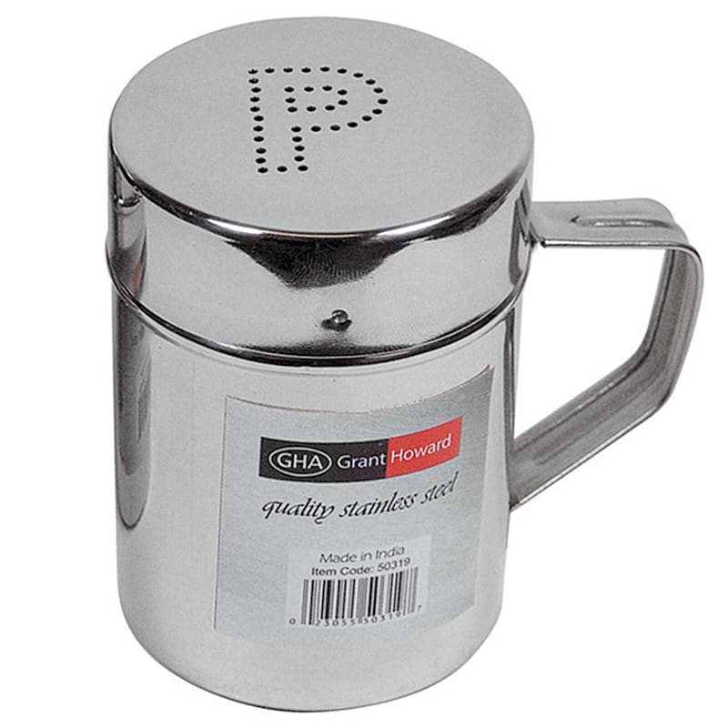Stainless Steel Pepper Shaker