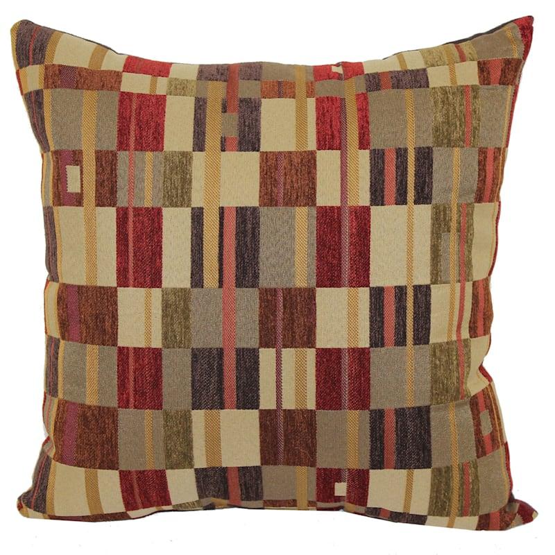 Merrifield Jacquard Pillow 18X18
