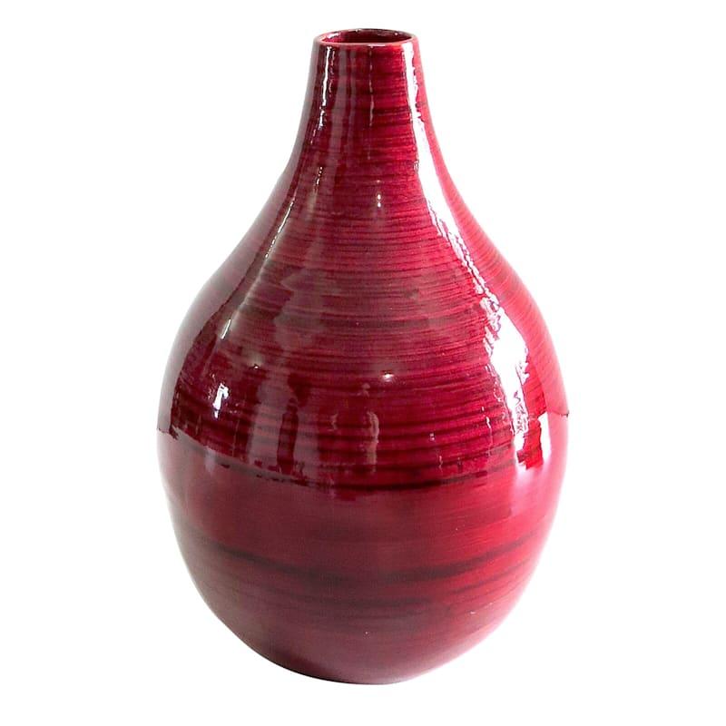 6.3X9.84 Bamboo Vase