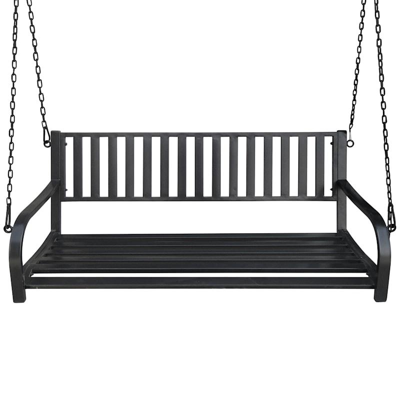 Porch Steel 2-Seat Swing