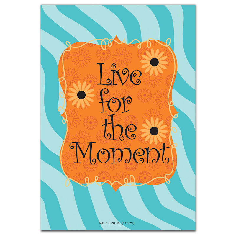 Live for the Moment Sachet (Set of 3)