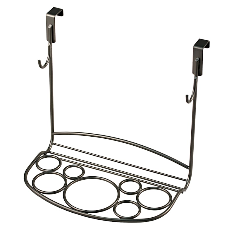 Shapes Styling Rack Silver