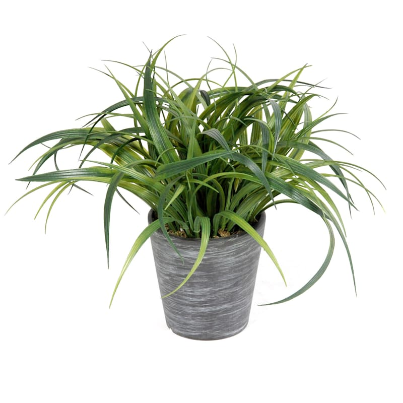 8in. Grass Arrangement In Pot