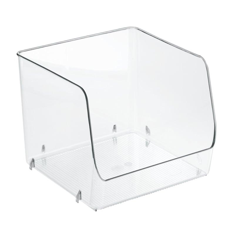 InterDesign Fridge Binz Extra Large Square Stacking Organizer
