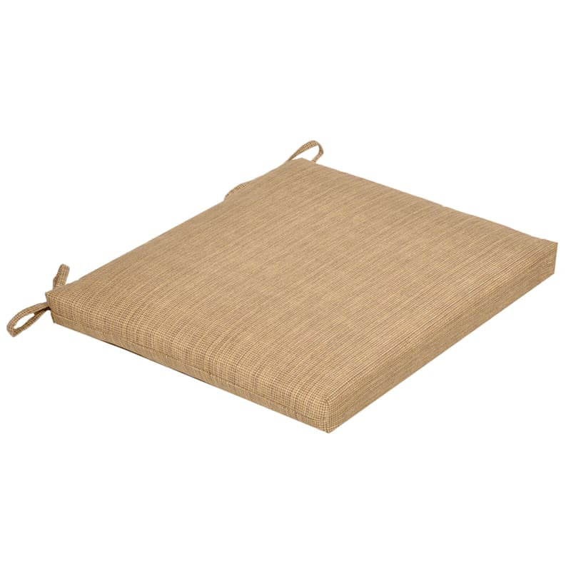 Tallon Birch Outdoor Square Seat Cushion