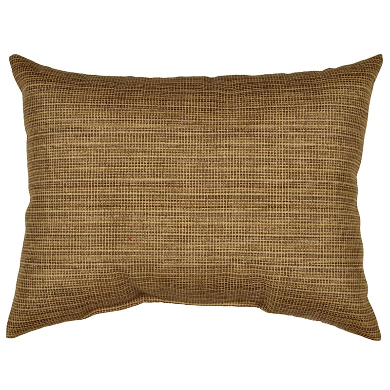 Tallon Birch Outdoor Oblong Pillow, 12x16
