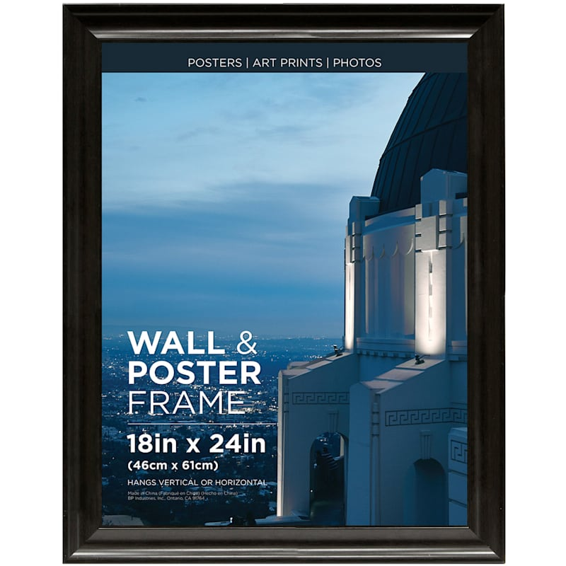 18X24 Sophia Black Poster Frame