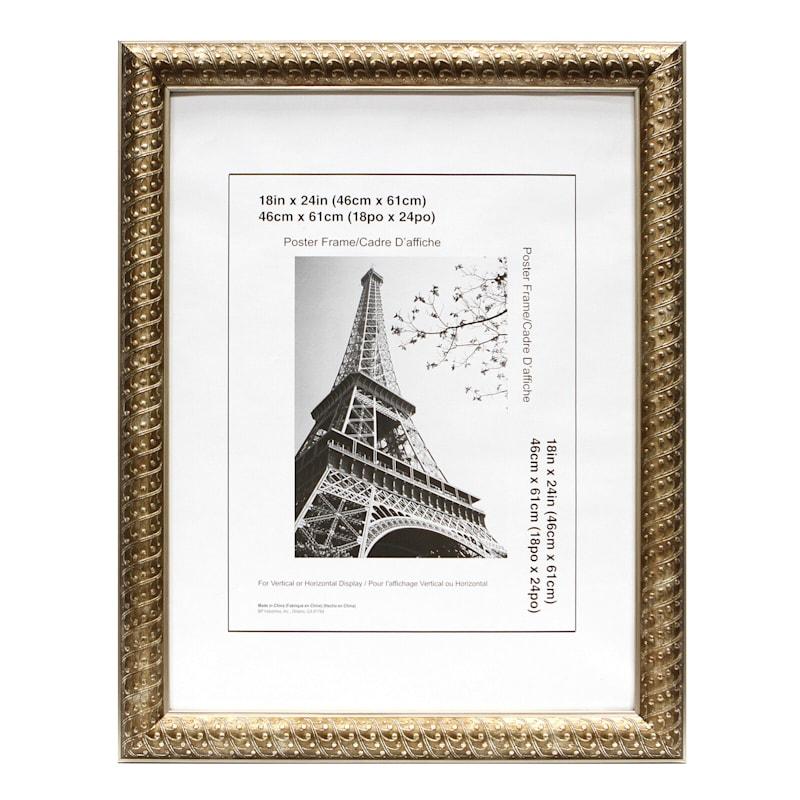 18X24 Gold Poster Frame