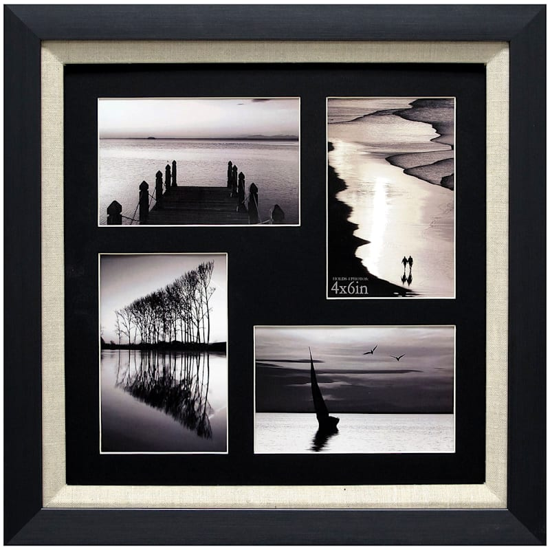 12X12 4 Opening Square Photo Collage
