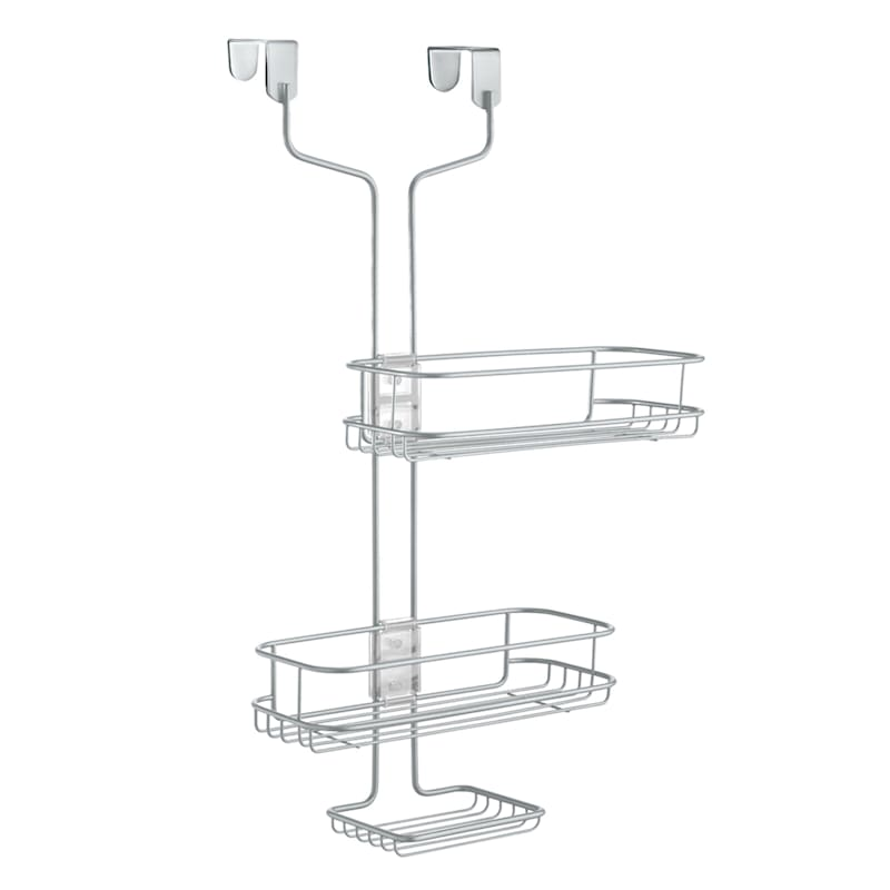 Adjustable Over The Door Shower Caddy