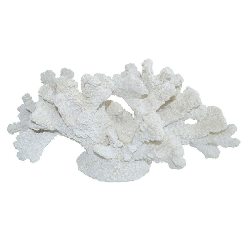 10.5in. Resin Coral Decor Figurine