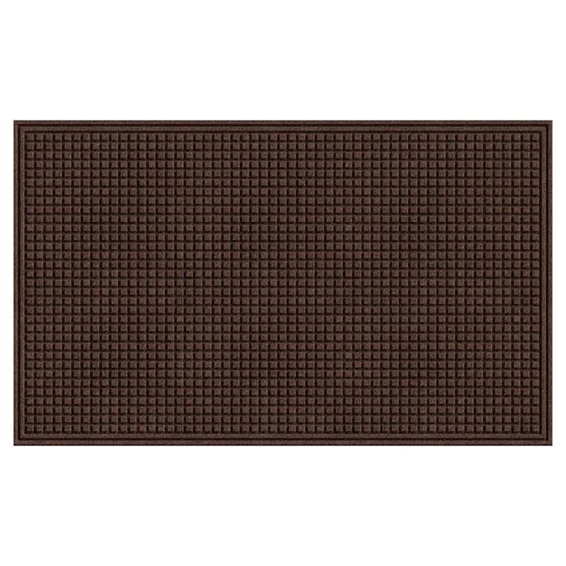 Textures Squares Brown, 3x5