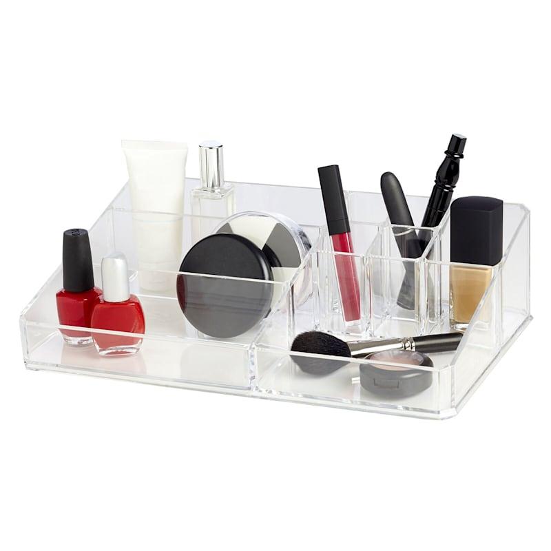 9-Compartment Cosmetic Organizer