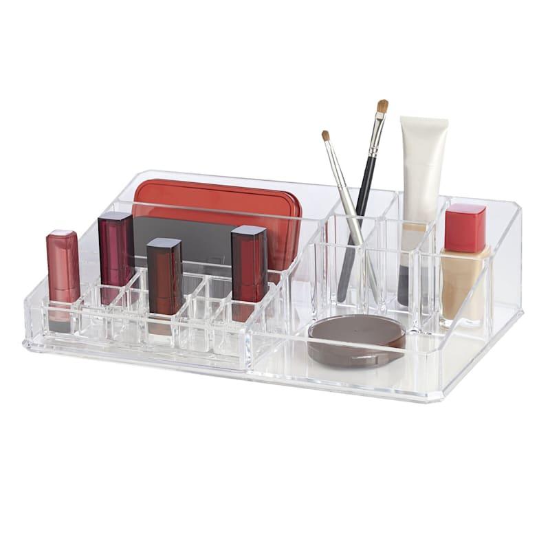 21 Compartment Cosmetic Organizer