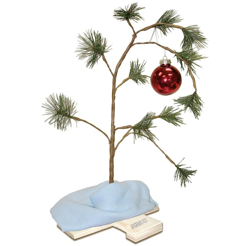"""Charlie Brown Tabletop Tree, 24"""""""