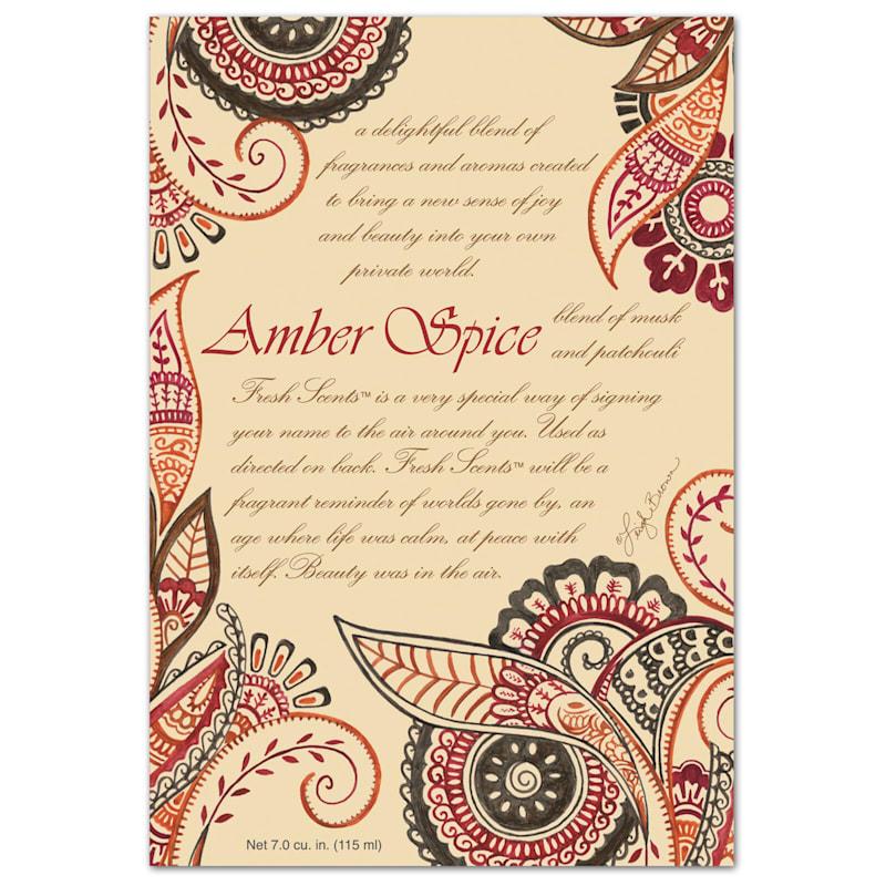 Amber Spice Sachet (Set of 3)