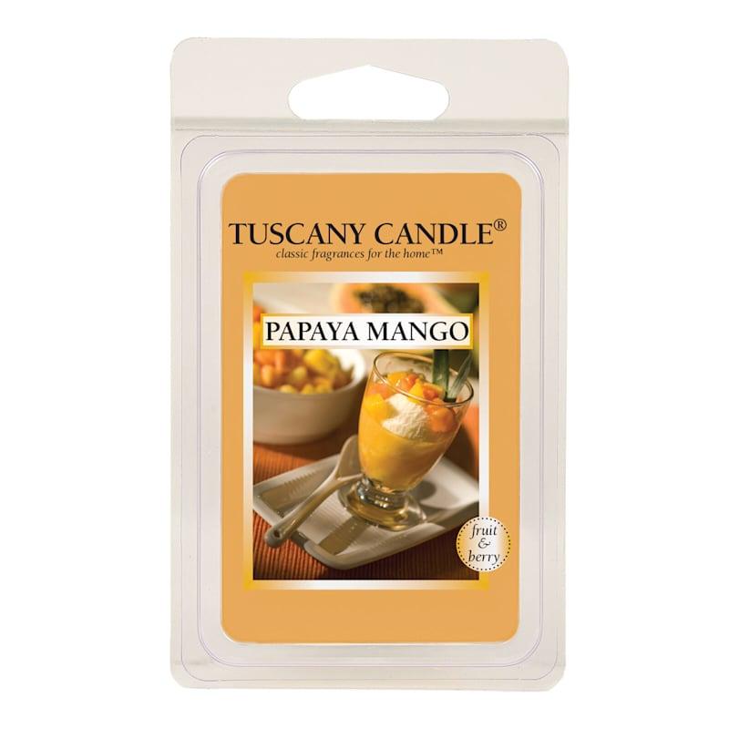 Papaya Mango Wax Melt