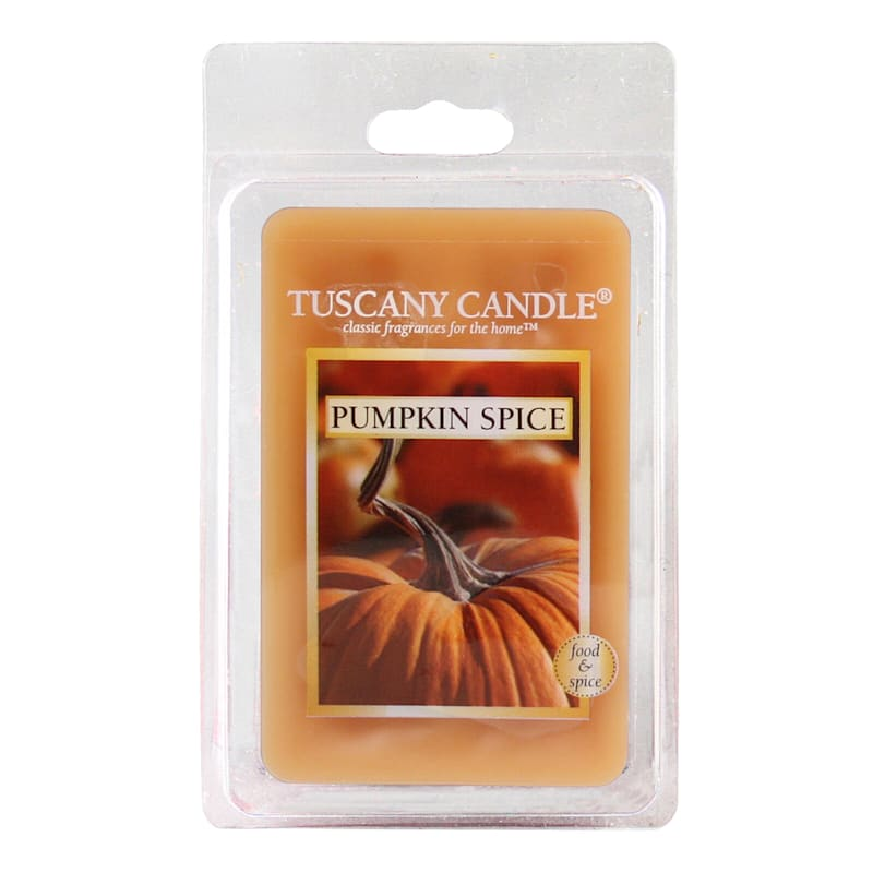 Pumpkin Spice Melting Wax