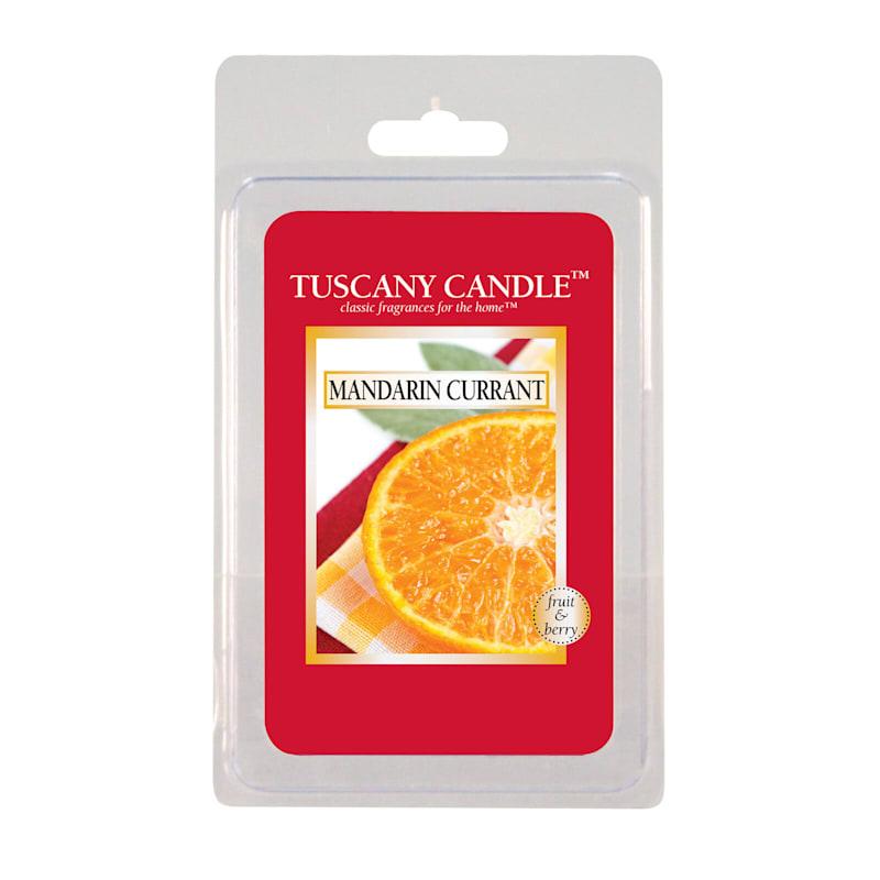 Mandarin Currant Wax Melt